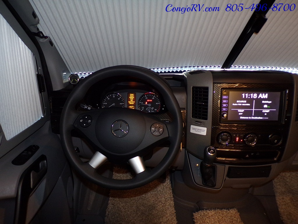 2018 Winnebago Itasca Navion 24D Full Wall Slide-Out Mercedes Turbo Diesel - Photo 30 - Thousand Oaks, CA 91360