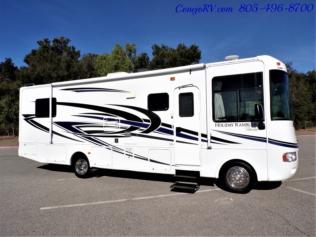 2010 Holiday Rambler Arista 30 PBS Slide Out 38K Miles - Photo 3 - Thousand Oaks, CA 91360