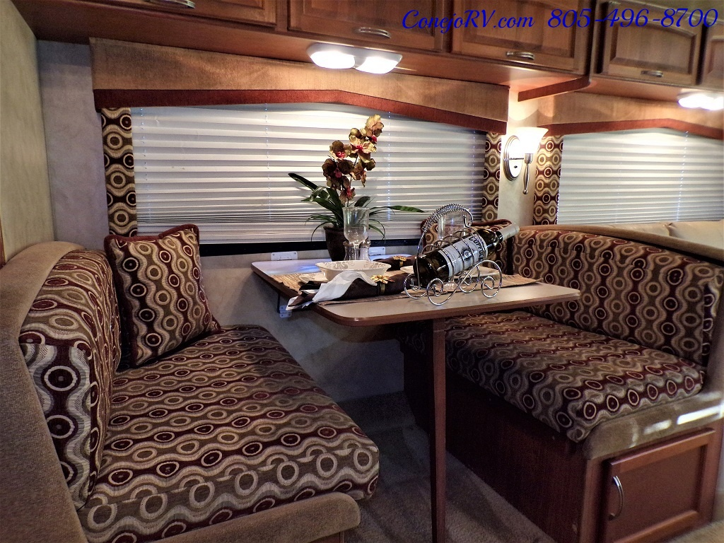 2010 Holiday Rambler Arista 30 PBS Slide Out 38K Miles - Photo 12 - Thousand Oaks, CA 91360