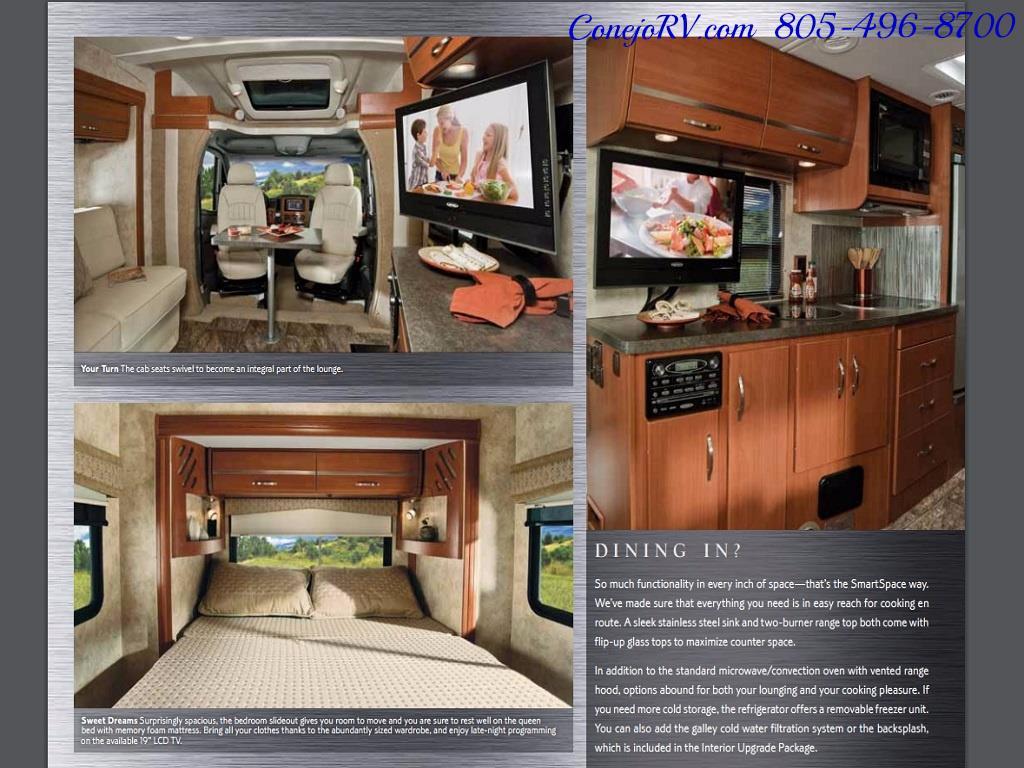 2012 Winnebago Itasca Navion 24G 2-Slide Full Paint  15k Miles - Photo 34 - Thousand Oaks, CA 91360