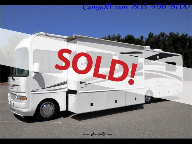 2007 CT Coachworks Siena 39ft Super-Slide Big Chassis 9k Miles - Photo 1 - Thousand Oaks, CA 91360