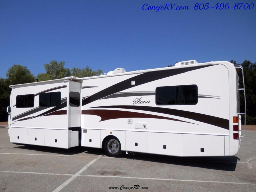 2007 CT Coachworks Siena 39ft Super-Slide Big Chassis 9k Miles - Photo 2 - Thousand Oaks, CA 91360