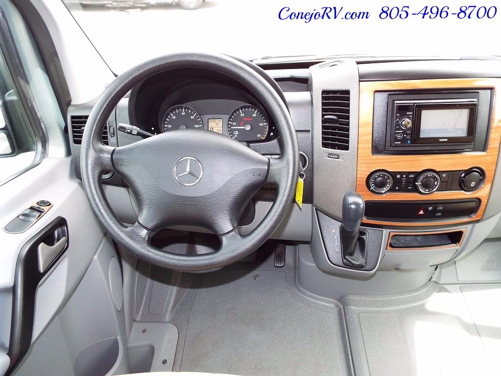 2012 Roadtrek RS Adventurous 23ft Class B Mercedes Sprinter - Photo 26 - Thousand Oaks, CA 91360
