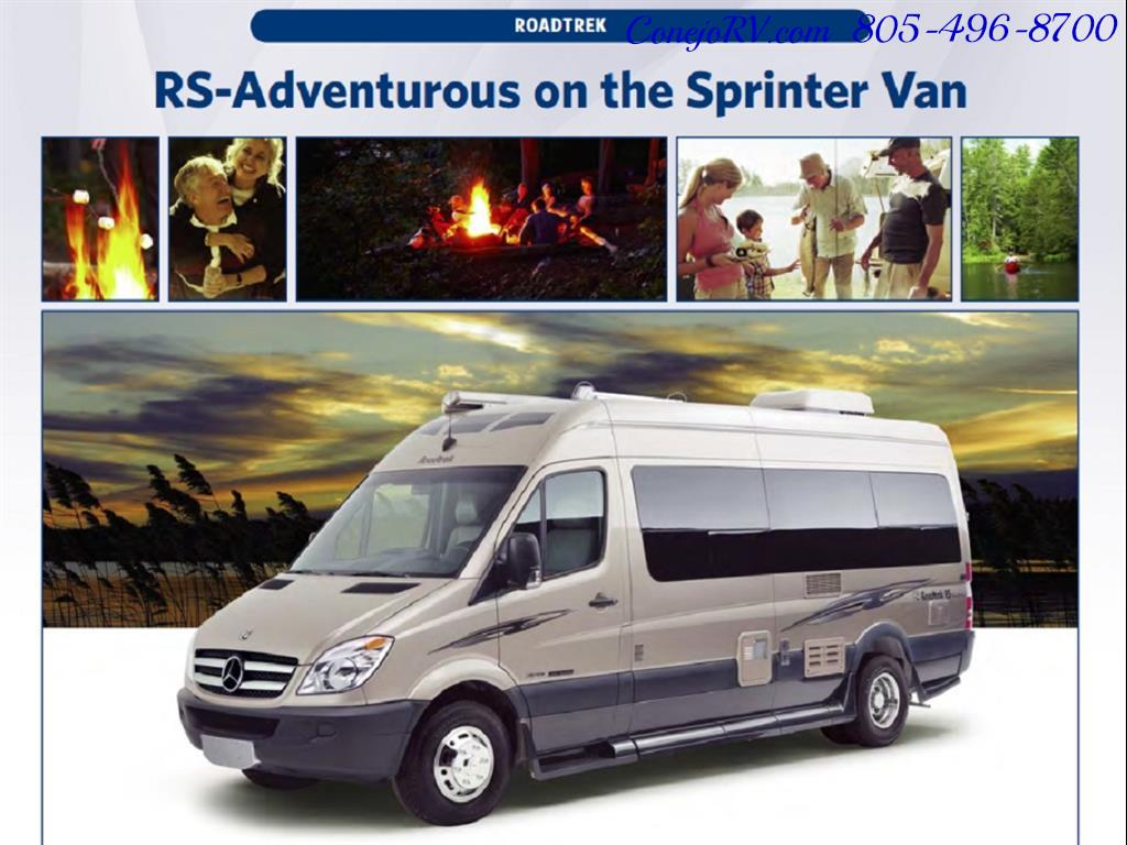 2012 Roadtrek RS Adventurous 23ft Class B Mercedes Sprinter - Photo 32 - Thousand Oaks, CA 91360