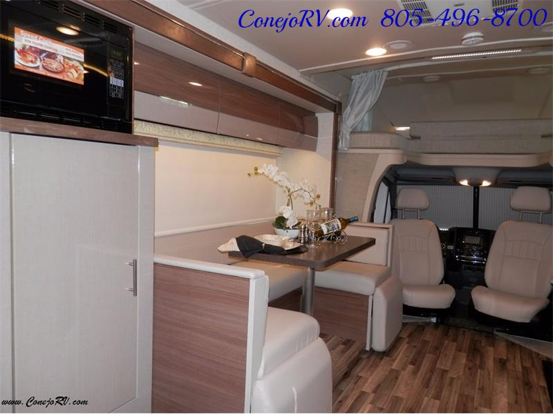 2017 Winnebago Itasca Navion 24J Slide-Out Full Body Paint Diesel - Photo 23 - Thousand Oaks, CA 91360