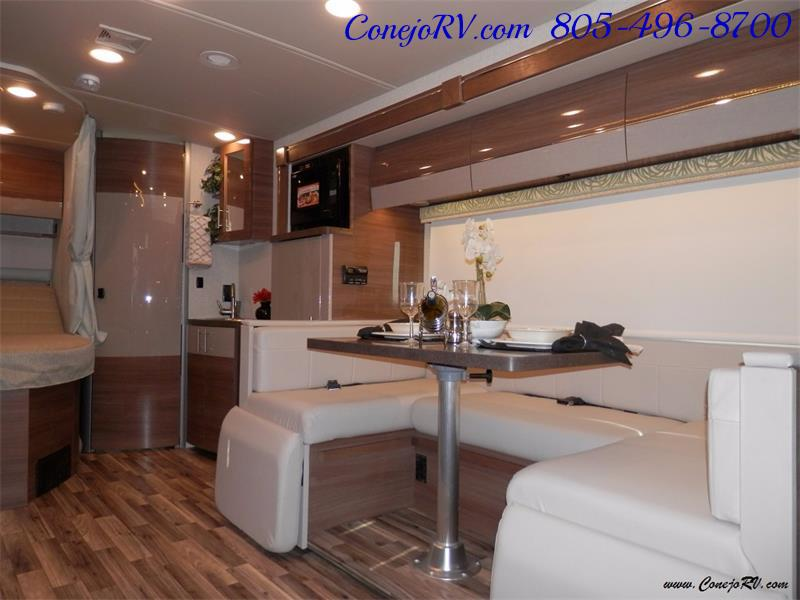 2017 Winnebago Itasca Navion 24J Slide-Out Full Body Paint Diesel - Photo 8 - Thousand Oaks, CA 91360