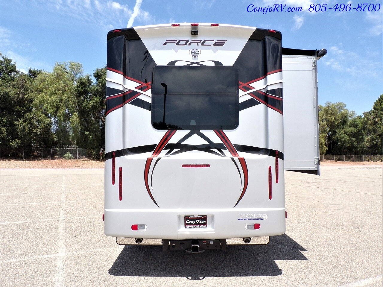 2020 Dynamax Force 37BH HD 2-Slide Big Freightliner M2 Chassis