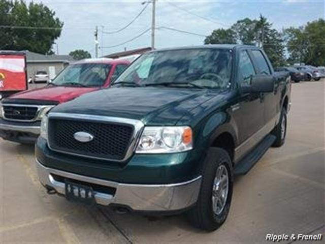 2007 Ford F-150 XLT XLT 4dr SuperCrew - Photo 1 - Davenport, IA 52802