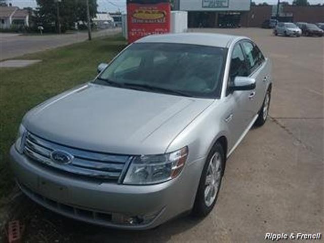2008 Ford Taurus Limited - Photo 1 - Davenport, IA 52802