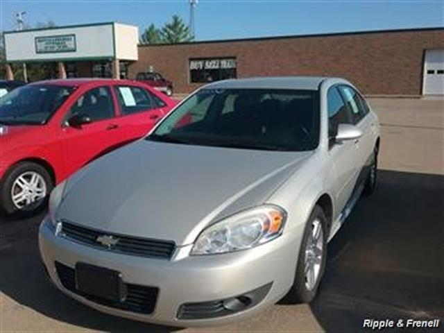 2010 Chevrolet Impala LT - Photo 1 - Davenport, IA 52802