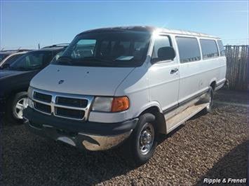2002 Dodge Ram Wagon 3500 Maxi Van