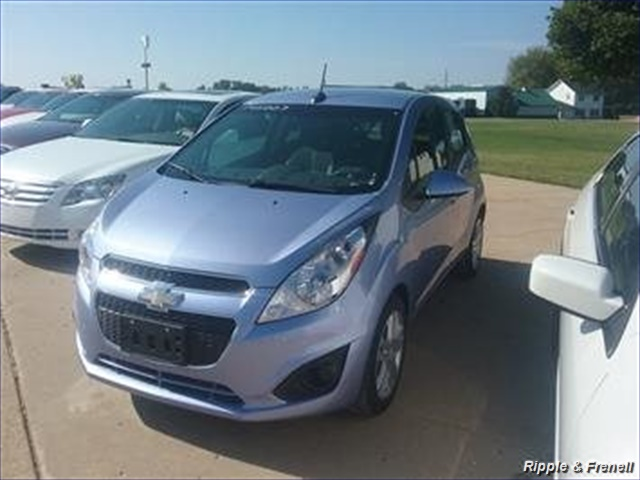 2014 Chevrolet Spark LS Manual - Photo 1 - Davenport, IA 52802