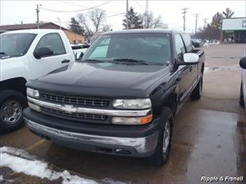 1999 Chevrolet Silverado 1500 LS 3dr LS Truck