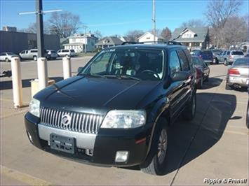 2006 Mercury Mariner Luxury - Photo 1 - Davenport, IA 52802