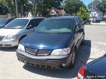 2003 Pontiac Montana SE Van