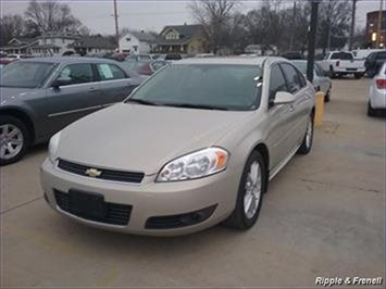 2010 Chevrolet Impala LTZ - Photo 1 - Davenport, IA 52802