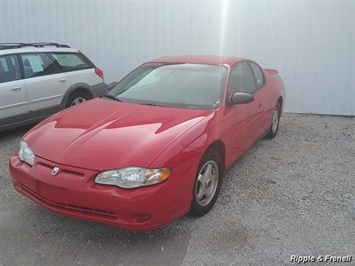 2004 Chevrolet Monte Carlo LS - Photo 1 - Davenport, IA 52802