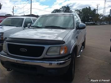 2001 Ford F-150 XLT 4dr SuperCab XLT Truck
