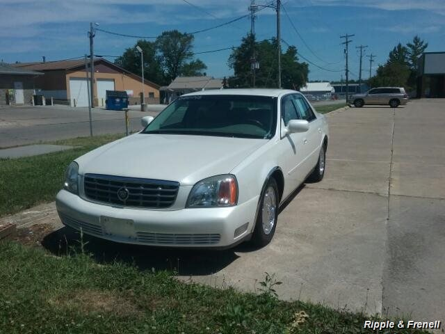 2002 cadillac deville dhs ripple frenell