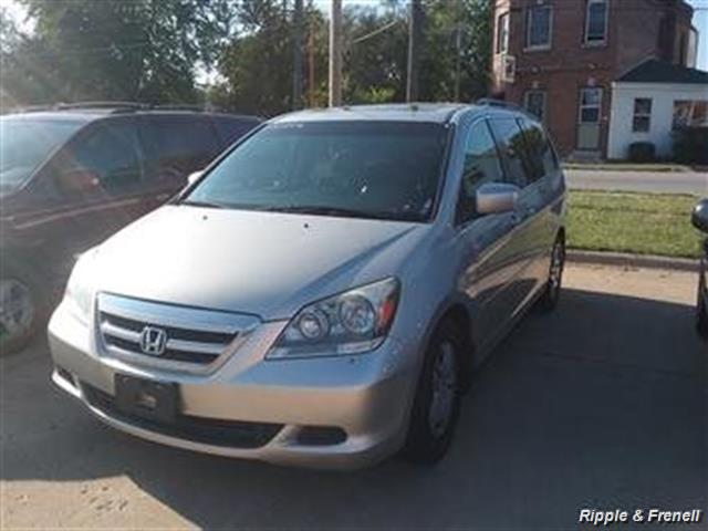 2007 Honda Odyssey EX-L - Photo 1 - Davenport, IA 52802