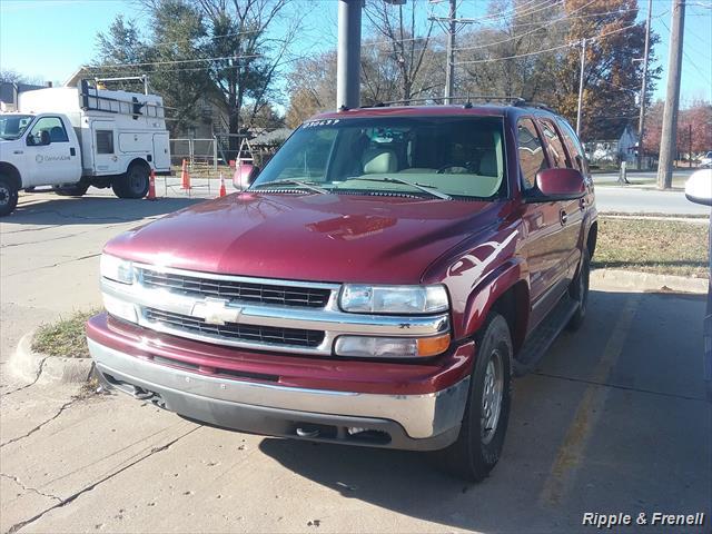 2003 Chevrolet Tahoe LT - Photo 1 - Davenport, IA 52802