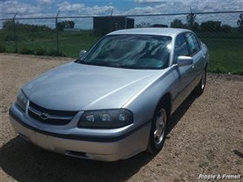 2003 Chevrolet Impala - Photo 1 - Davenport, IA 52802