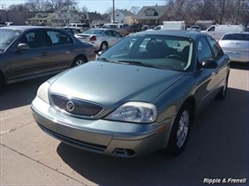 2005 Mercury Sable GS - Photo 1 - Davenport, IA 52802
