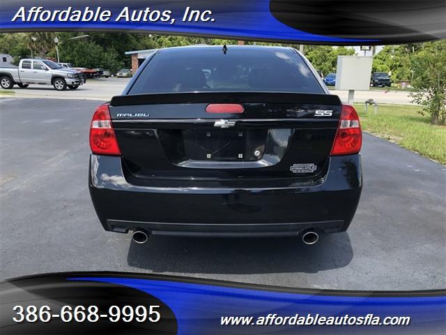 2006 Chevrolet Malibu Ss For Sale In Debary Fl Stock 10592