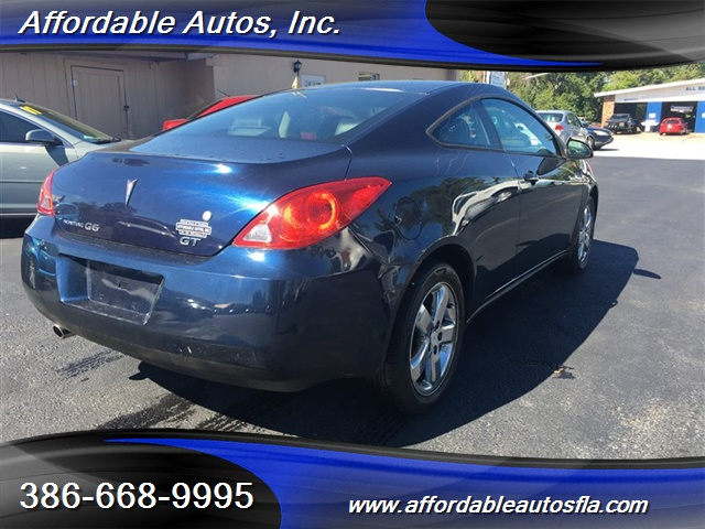 2008 Pontiac G6 GT - Photo 5 - Debary, FL 32713