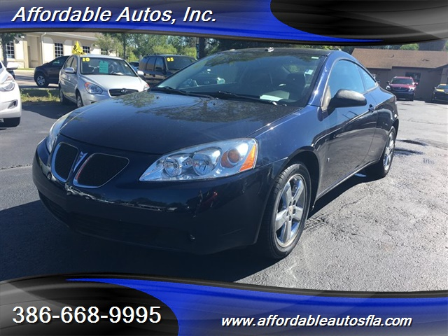 2008 Pontiac G6 GT - Photo 1 - Debary, FL 32713