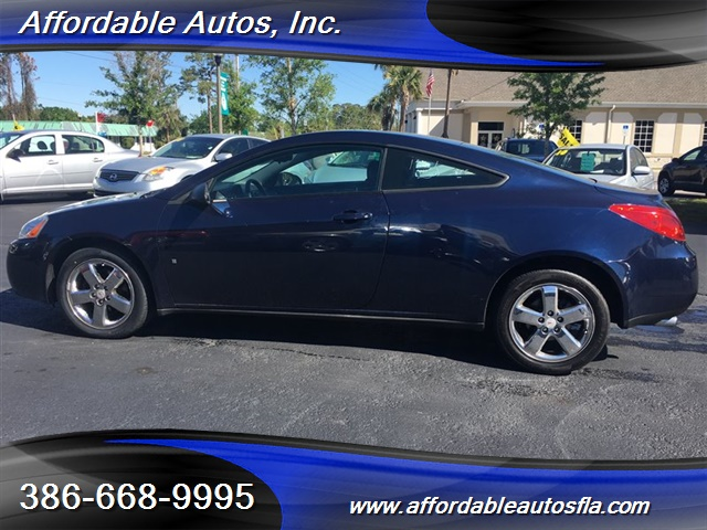 2008 Pontiac G6 GT - Photo 2 - Debary, FL 32713