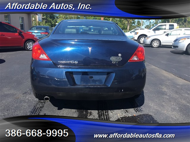 2008 Pontiac G6 GT - Photo 4 - Debary, FL 32713