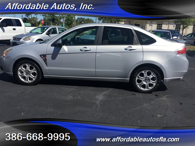 2008 Ford Focus SE - Photo 2 - Debary, FL 32713