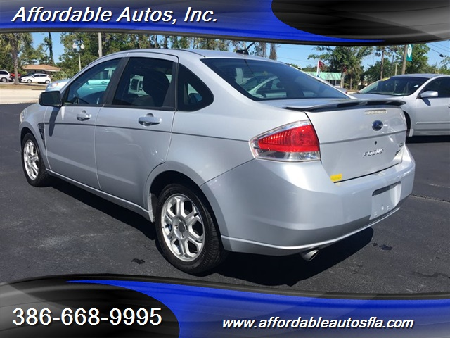 2008 Ford Focus SE - Photo 3 - Debary, FL 32713