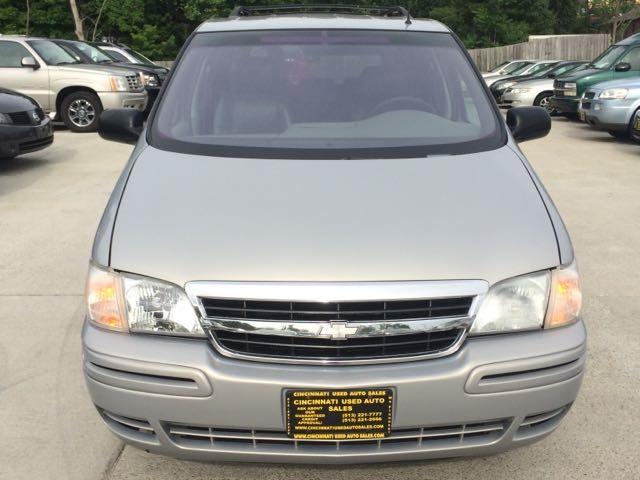 2001 Chevrolet Venture Warner Brothers For Sale In Cincinnati Oh Stock Tr10235