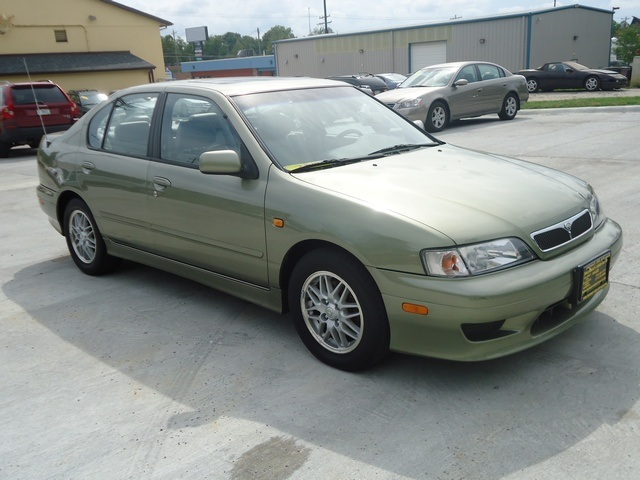 2000 infiniti g20 for sale in cincinnati, oh | stock #: 10256