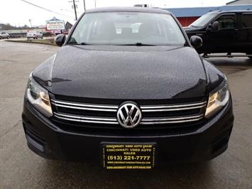 2013 Volkswagen Tiguan SE - Photo 2 - Cincinnati, OH 45255