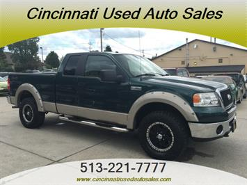 2007 Ford F-150 XLT 4dr SuperCab Truck