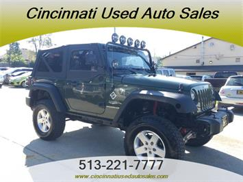 2007 Jeep Wrangler Sahara - Photo 1 - Cincinnati, OH 45255