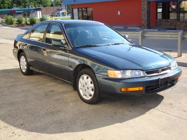 1996 Honda Accord Lx For Sale In Cincinnati Oh Stock 141268