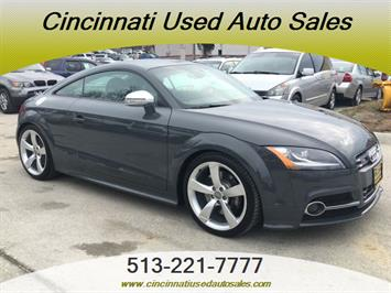 2015 Audi TTS Competition Package 2.0T quattro Coupe