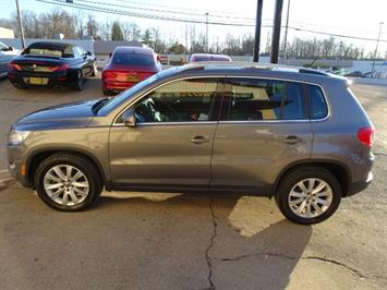 2009 Volkswagen Tiguan SEL - Photo 10 - Cincinnati, OH 45255