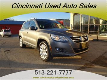 2009 Volkswagen Tiguan SEL - Photo 1 - Cincinnati, OH 45255