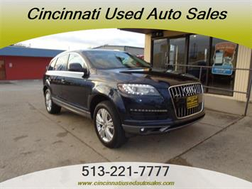 2010 Audi Q7 3.6 quattro Premium Plus - Photo 1 - Cincinnati, OH 45255