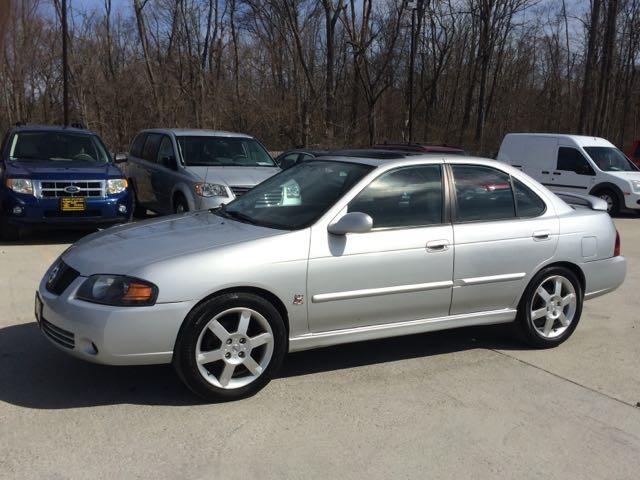 2006 Nissan Sentra Se R Spec V >> 2006 Nissan Sentra Se R Spec V For Sale In Cincinnati Oh