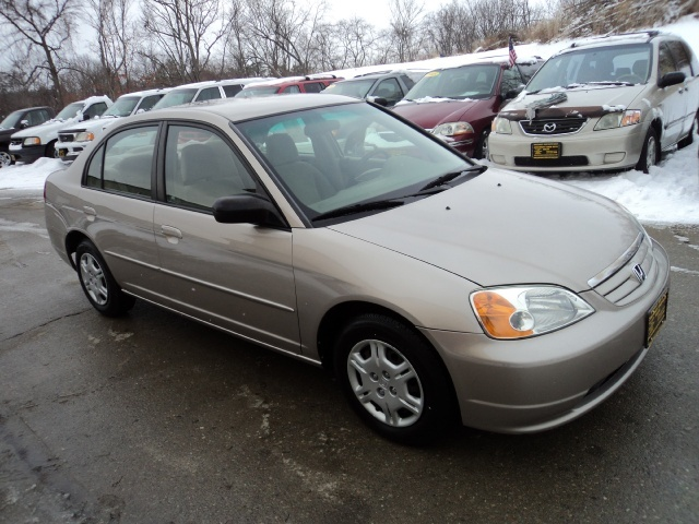 2002 honda civic lx for sale in cincinnati oh stock 10509. Black Bedroom Furniture Sets. Home Design Ideas