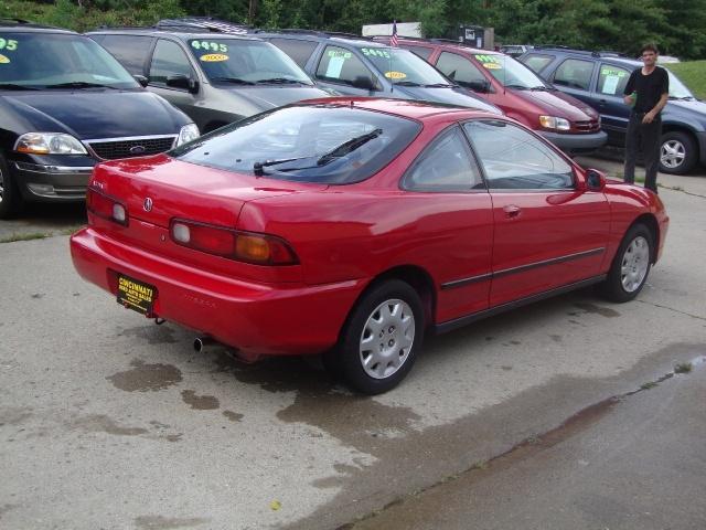 Fb F on 1994 Acura Integra 4 Door