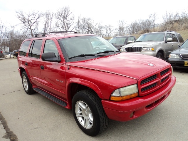 2002 dodge durango r t for sale in cincinnati oh stock 10541. Black Bedroom Furniture Sets. Home Design Ideas