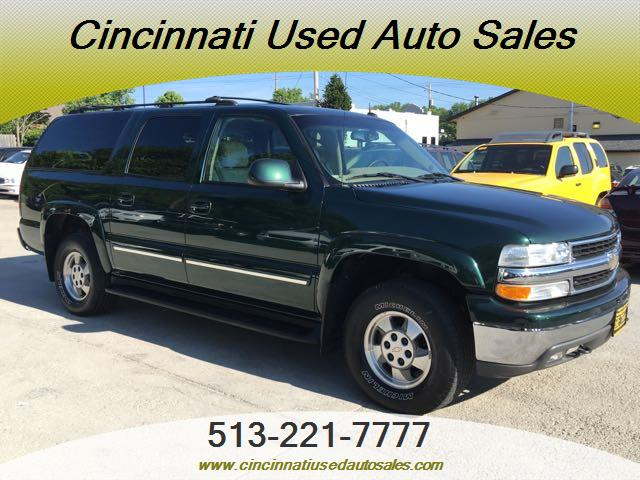2003 Chevrolet Suburban 1500 Lt For Sale In Cincinnati Oh