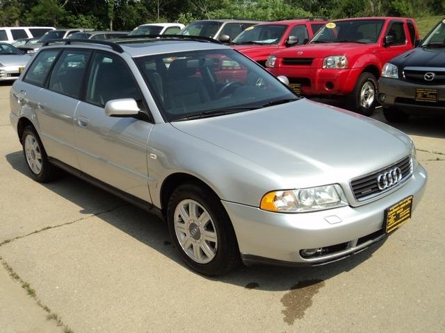 2001 Audi A4 18t Avant Quattro For Sale In Cincinnati Oh Stock